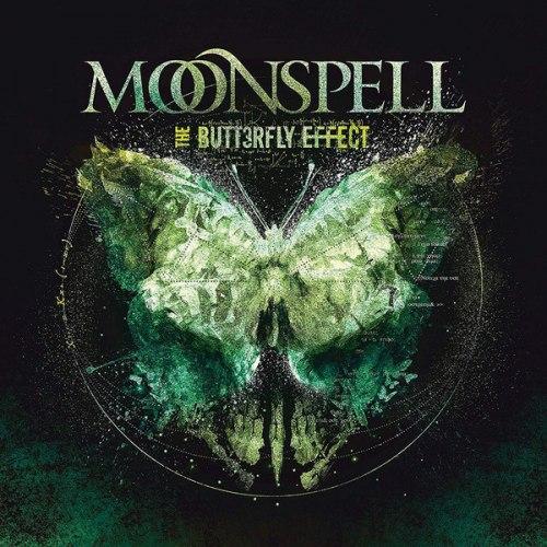 MOONSPELL - The Butterfly Effect Digi-CD Dark Metal