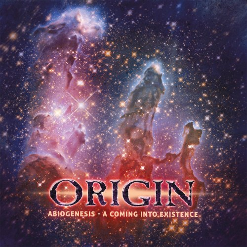 ORIGIN - Abiogenesis - A Coming Into Existence CD Brutal Technical Death Metal