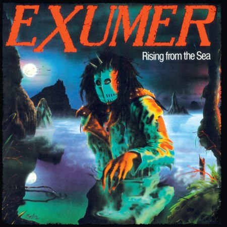EXUMER - Rising From The Sea CD Speed Thrash Metal