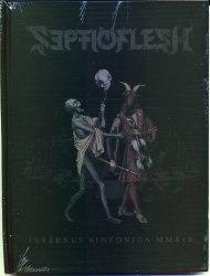 SEPTIC FLESH - Infernus Sinfonica MMXIX A5 Digi-2CD+DVD Dark Metal
