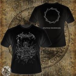ACRIMONIOUS - Eleven Dragons - L Майка Black Metal