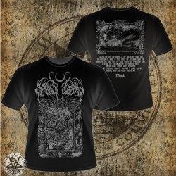 NIGHTBRINGER - Misrule - L Майка Black Metal