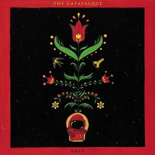THY CATAFALQUE - Naiv Digi-CD Avantgarde Metal