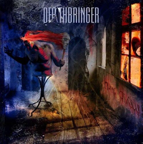 DEATHBRINGER - Homo Divisus CD Progressive Death Metal