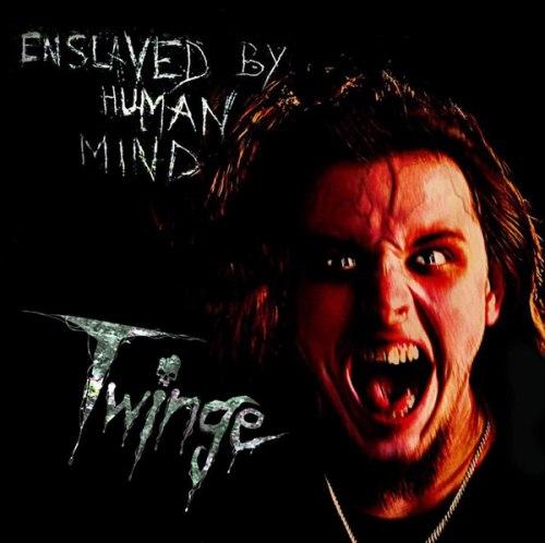 TWINGE - Enslaved By Human Mind CDr Groove Metal