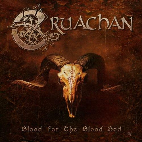 CRUACHAN - Blood For The Blood God Digi-CD Folk Metal
