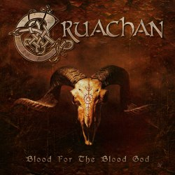 CRUACHAN - Blood For The Blood God Digi-CD Folk Metal