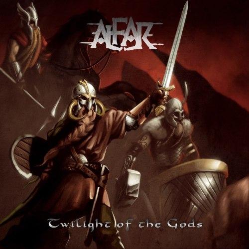 ALFAR - Twilight Of The Gods CD MDM