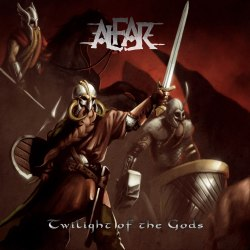 ALFAR - Twilight Of The Gods CD MDM