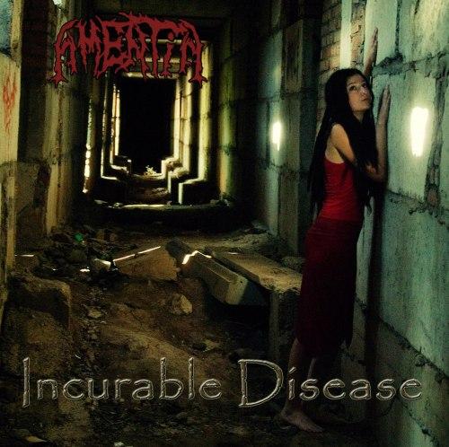 AMENTIA - Incurable Disease CD Technical Death Metal