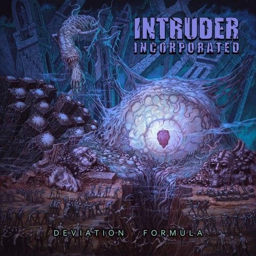 INTRUDER INC. - Deviation Formula CD Progressive Death Metal