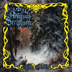 ANTIQUUS SCRIPTUM - Ahbra Khadabra CD Folk Metal