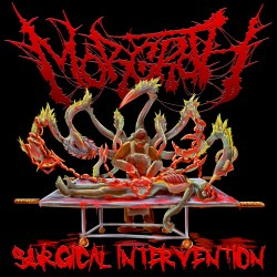 MORGROTH - Surgical Intervention CD Death Metal