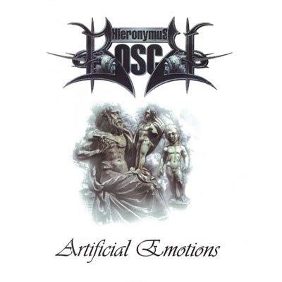 HIERONYMUS BOSCH - Artificial Emotions CD Progressive Death Metal