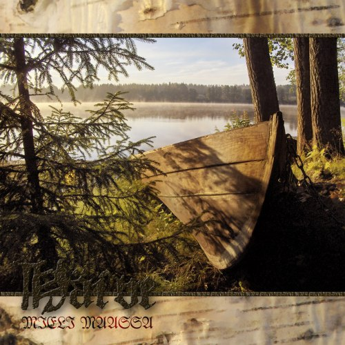 HAIVE - Mieli Maassa CD Folk Metal