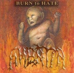 AMENTIA - Burn to Hate CD Technical Death Metal