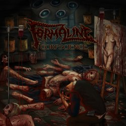 FORMALINE - Corpscience CD Death Metal