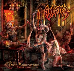 SINISTER - The Post-Apocalyptic Servant 2CD Death Metal