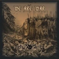 MYRKVIDS DRAUMAR - We Are War CD Black Metal