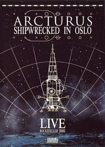 ARCTURUS - Shipwrecked In Oslo DVD Avantgarde Metal