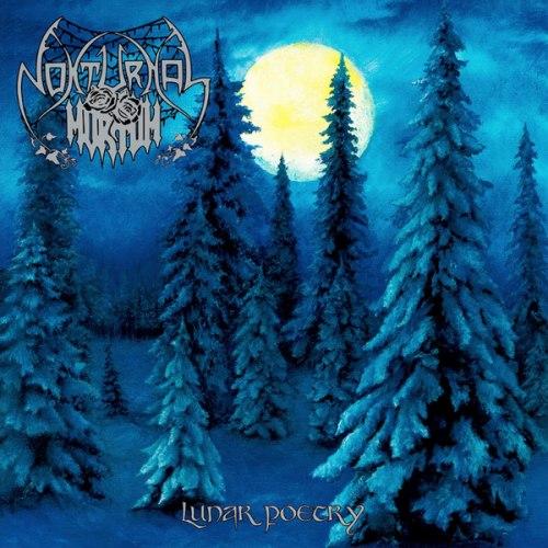 NOKTURNAL MORTUM - Lunar Poetry Digi-CD Dark Metal