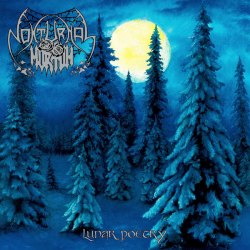 NOKTURNAL MORTUM - Lunar Poetry Digi-CD Dark Metal