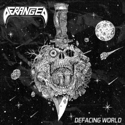 DERANGED - Defacing World MCD Thrash Metal