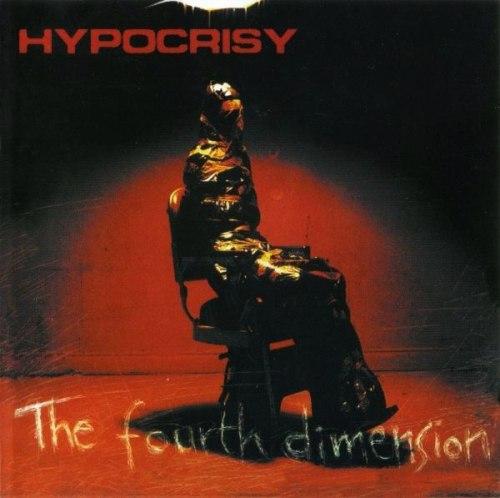 HYPOCRISY - The Fourth Dimension CD MDM