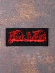 BLACK FUNERAL - Logo Нашивка Black Metal
