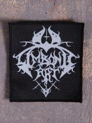 LIMBONIC ART - Logo Нашивка Symphonic Blackened Metal