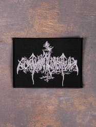 NOKTURNAL MORTUM - Logo Нашивка Pagan Metal