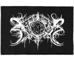 XASTHUR - Logo Нашивка Depressive Metal
