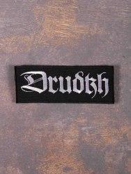 DRUDKH - Logo Нашивка Atmospheric Heathen Metal