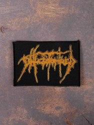 PHLEBOTOMIZED - Logo Нашивка Doom Death Metal