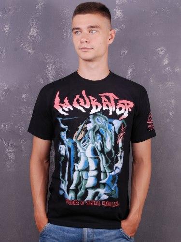INCUBATOR - Symphonies Of Spiritual Cannibalism - XL Майка Death Doom Metal