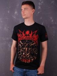 GEHENNA - Malice - M Майка Black Metal