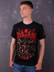 GEHENNA - Malice - L Майка Black Metal