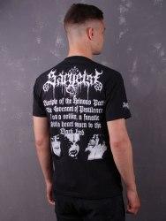SARGEIST - Disciple Of The Heinous Path - M Майка Black Metal