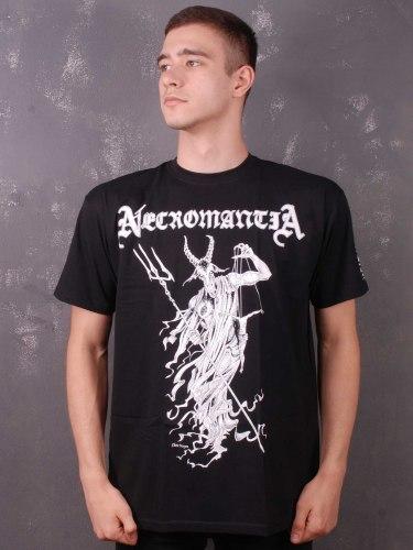 NECROMANTIA - De Magia Veterum - S Майка Black Metal