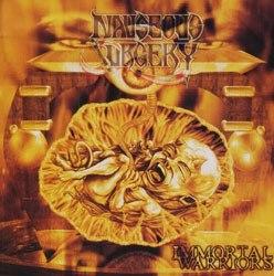 NAUSEOUS SURGERY - Immortal warriors CD Death Metal