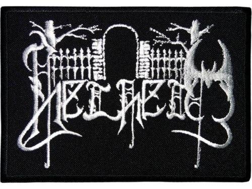 HELHEIM - Logo Нашивка Viking Metal