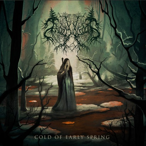 FROZENWOODS - Cold Of Early Spring Digi-CD Atmospheric Metal