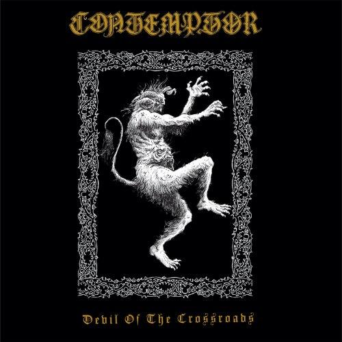 CONTEMPTOR - Devil Of The Crossroads Digi-CD Black Death Metal