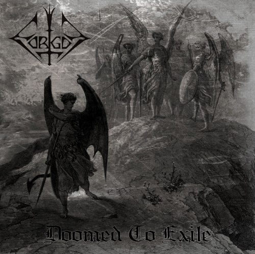 FORGOT - Doomed to Exile CD Black Metal