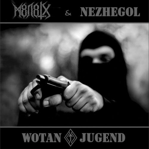 М8Л8ТХ / НЕЖЕГОЛЬ - Wotanjugend Digi-CD NS Metal