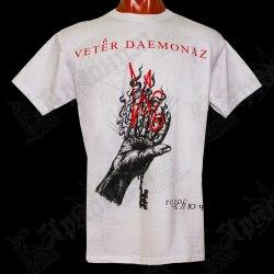 VETER DAEMONAZ - Голос ~ Ключ - M Майка Black Metal