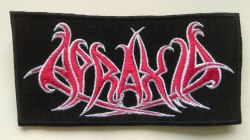 APRAXIA - Logo Нашивка Pagan Metal