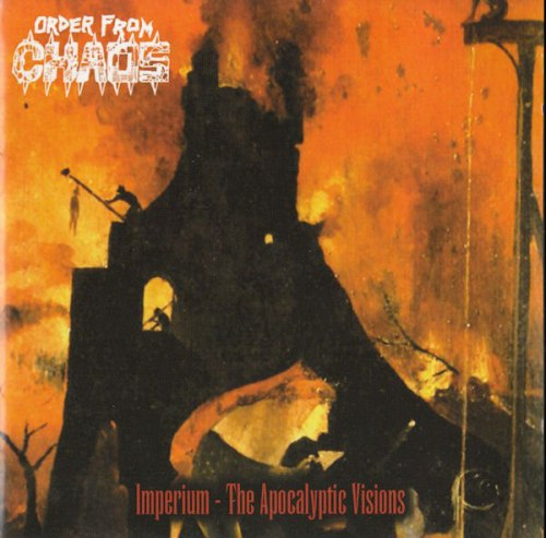 ORDER FROM CHAOS - Imperium - The Apocalyptic Visions CD Death Metal