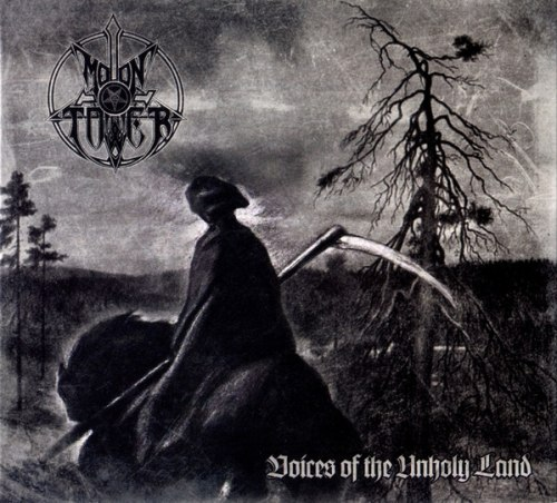 MOONTOWER - Voices Of The Unholy Land Digi-CD Black Metal