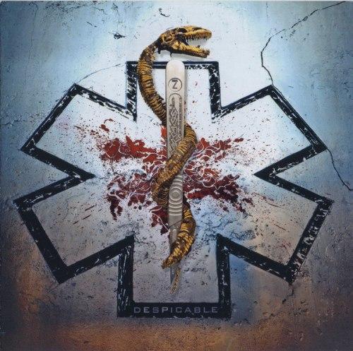 CARCASS - Despicable MCD Death Metal